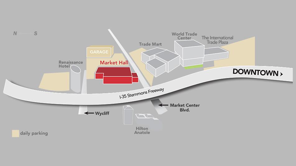 dallas market hall